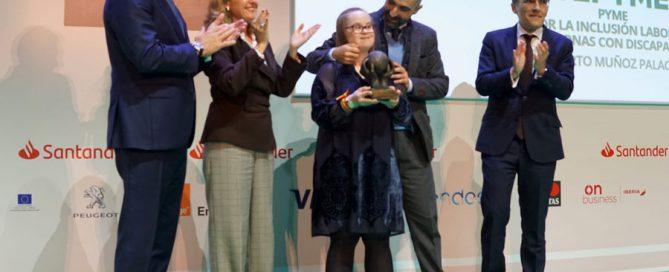 Premios CEPYME 2019 para el Restaurante Pájaros en la Cabeza