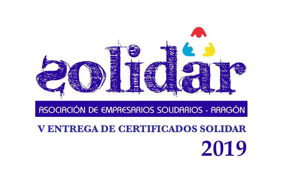 Certificados Solidar - Invitación para Pájaros en la Cabeza